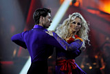 Adriana Karembeu and Julien Brugel Paso doble