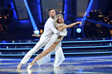 Matt Pokora and Katrina Patchett Rumba