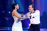 Philippe Candelero and Candice Pascal Quickstep