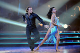 Philippe Candelero and Candice Pascal Rumba