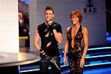 Baptiste Giabiconi and Fauve Hautot Paso doble